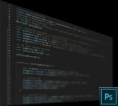 Photoshop script code